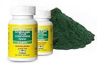 Спирулин 450 мг и порошок Амлы 150 мг производство Индия БАД