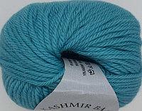 Пряжа для вязания Kashmir Baby (Кашмир Бэйби) Зеленая бирюза 0490