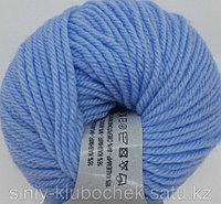 Пряжа для вязания Kashmir Baby (Кашмир Бэйби) Небесный голубой 86277