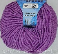 Пряжа для вязания Full (BBB Фулл) Лиловый 8997