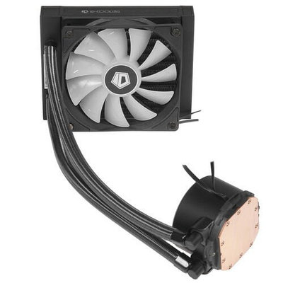 Water Cooler ID-Cooling Auraflow X 120, Система жидкостного охлаждения.