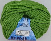 Пряжа для вязания Full (BBB Фулл) Зеленый 9467
