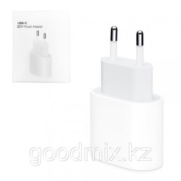 Зарядное устройство Apple 20W USB-C Power Adapter для Ipad и Iphone MU7V2ZM/A