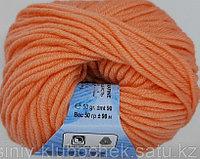 Пряжа для вязания Full (BBB Фулл) Персик 9805