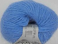 Пряжа для вязания Angora 70 (Ангора 70) Голубой 664