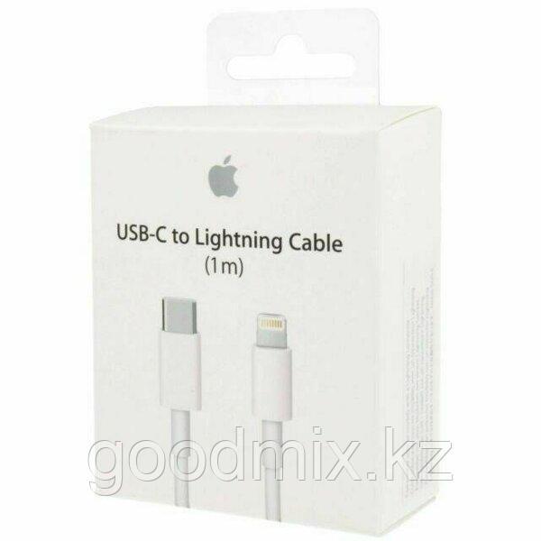 Кабель Apple USB-C to Lightning Cable (1м), MX0K2ZM/A