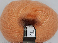 Пряжа для вязания Soft Dream (Софт Дрим) Персик 0074