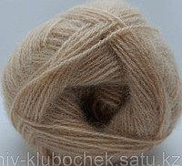 Пряжа для вязания Angora Gold (Ангора Голд) Светло песочный 95