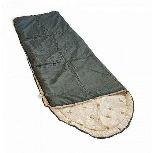 Спальный мешок Balmax (Аляска) Econom series до -5 градусов Khaki