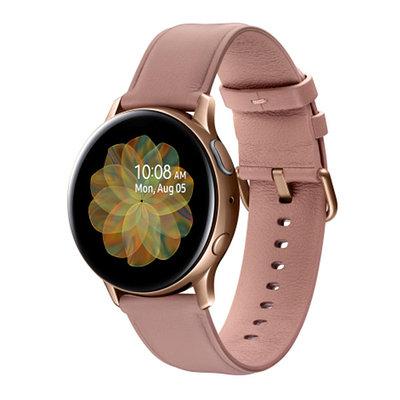 Смарт часы SAMSUNG Galaxy Watch Active2 Stainless 40mm Gold (R830-NSDASKZ)