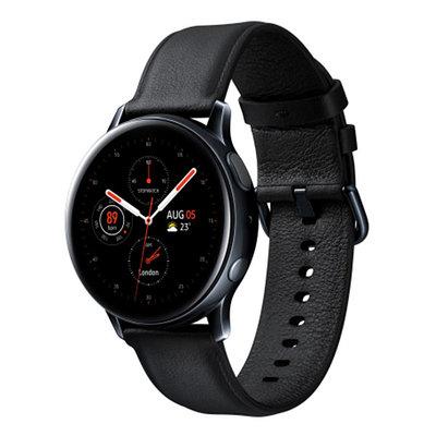 Смарт часы SAMSUNG Galaxy Watch Active2 Stainless 44mm Black (R820-NSKASKZ)
