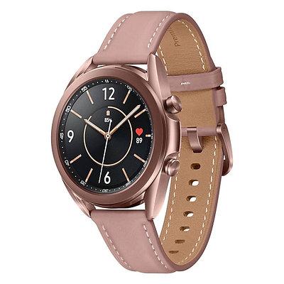 Смарт часы SAMSUNG Galaxy Watch3 Stainless 41mm Bronze (SM-R850NZDACIS)