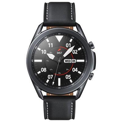 Смарт часы SAMSUNG Galaxy Watch3 Stainless 45mm Black (SM-R840NZKACIS)