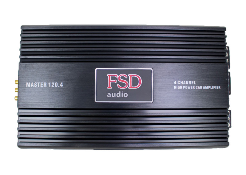 Усилитель FSD audio MASTER 120.4