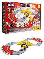 """Игровой набор """"Гоночная трасса Ferrari"""" 2г+ (Chicco, Италия)"""