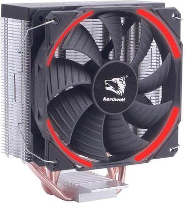 Cooler Aardwolf, for Socket 20xx/1200/1366/115*/775/AMD, PROXIMA 460 RED, 1000-1800rpm, 4pin