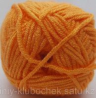 Пряжа для вязания Baby Best (Беби Бест) Оранжевый 336