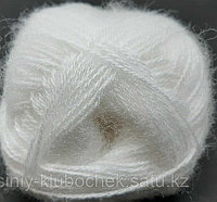 Пряжа для вязания Angora Gold (Ангора Голд) Белый 55