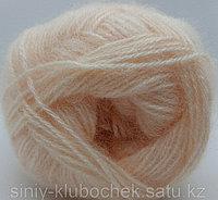 Пряжа для вязания Angora Gold (Ангора Голд) Бледный персик 681