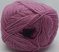 Пряжа для вязания Lanagold 800 (Ланаголд 800) Светло брусничный 282