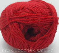 Пряжа для вязания Lanagold 800 (Ланаголд 800) Красный 56