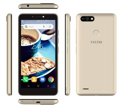 Смартфон Tecno Pop 2F (B1F) 1/16GB Champagne Gold