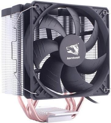 Cooler Aardwolf, for Socket 20xx/1366/1200/115*/775/AMD, PROXIMA 465, 1000-1800rpm, 4pin