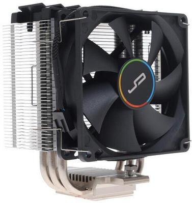 Cooler Cryorig, for Socket 115x/1200, Cryorig M9i, 600-2200rpm, 26dBA, 48CFM