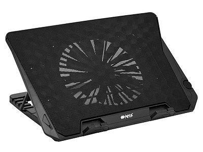 Подставка для ноутбука HIPER Turbion CP-A4, black