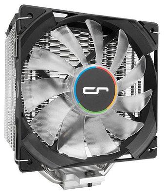 Cooler Cryorig, for Socket 2011/1200/115x/AMD, Cryorig H7 Quad Lumi, 330-1600rpm, 25dBA, 49CFM