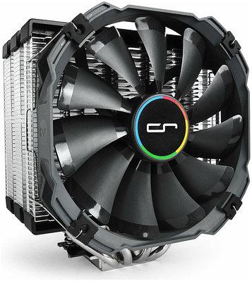 Cooler Cryorig, for Socket 2011v3/1366/115*/775/AMD, H5 Ultimate, 700-1300rpm, 76CFM, 23dBA