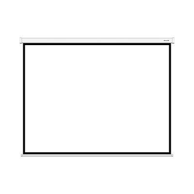 """Проекционный настенный экран Deluxe DLS-M203x153W (80""""х60""""), черный/белый"""