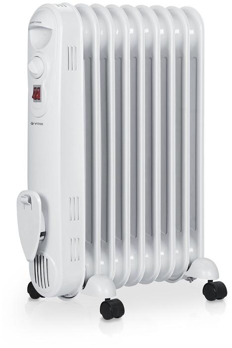 Радиатор Vitek VT-1713, белый - фото 2