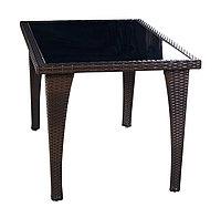 Стол плетенный 800*800*720 JYG-1081B