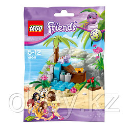 LEGO Friends: Райский домик черепахи 41041