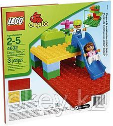 LEGO Duplo: Строительные пластины ДУПЛО 4632