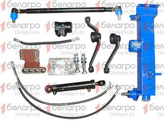 Комплект переоборудования с ГУР на ГОРУ (насос-дозатор) МТЗ-80 с гидробаком
