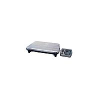 Весы ВЭУ-200 с автономным питанием и выносным пультом управления на гибкой связи