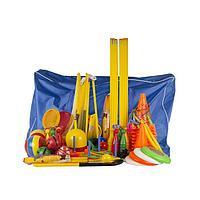 Набор для подвижных игр в сумке, 47 предметов