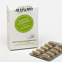 «Сибирская лиственница подсочка» с якорцами и грушанкой, при бесплодии, 30 капсул по 0,5 г