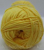 Пряжа для вязания Bella (Бэлла) Лимонный 110