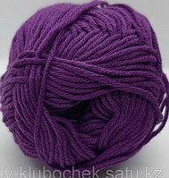 Пряжа для вязания Bella (Бэлла) Сирень персидская 45