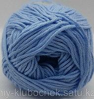 Пряжа для вязания Bella (Бэлла) Голубой 40