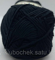 Пряжа для вязания Bella (Бэлла) Черный 60