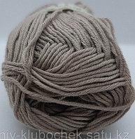 Пряжа для вязания Bella (Бэлла) Какао 629