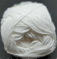 Пряжа для вязания Bella (Бэлла) Белый 55