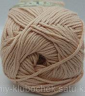 Пряжа для вязания Bella (Бэлла) Персик 417