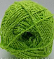Пряжа для вязания Bella (Бэлла) Салат 612