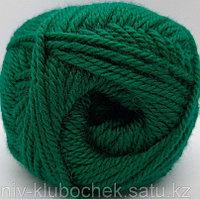 Пряжа для вязания Extra (Экстра) Изумруд 20