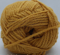 Пряжа для вязания Alpaca Royal (Альпака Ройал) Шафран 02